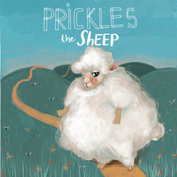 Prickles the sheep