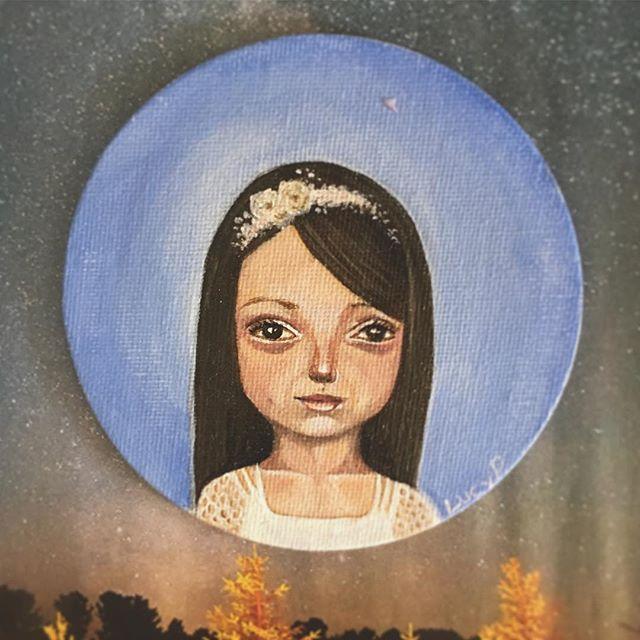 Mini Portrait Lily