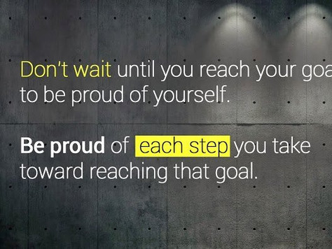 These 4 steps help you to achieve your goals easier