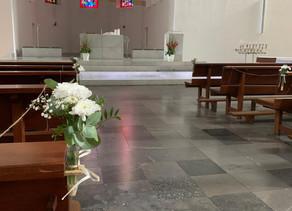 Erstkommunion in St. Marien