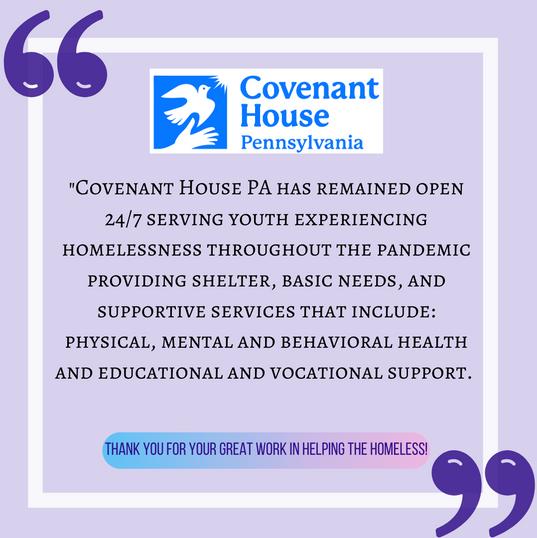 Covenant House PA