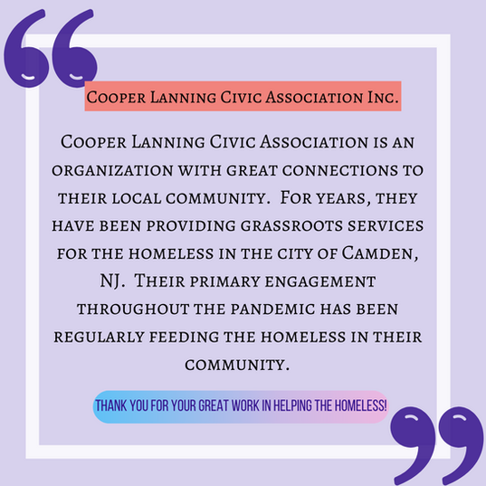 Cooper Lanning Civic Association
