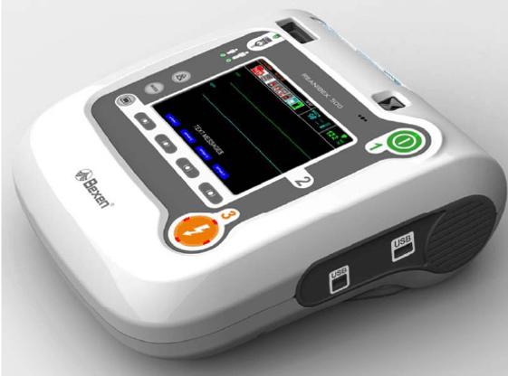 Defibrylator Reanibex R500