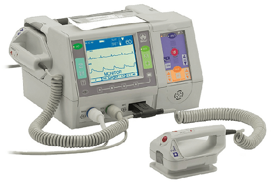 Defibrylator Reanibex R700
