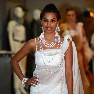 Mercedes Fashionshow