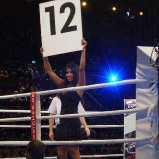 WM Boxing Numbergirl, Switzerland