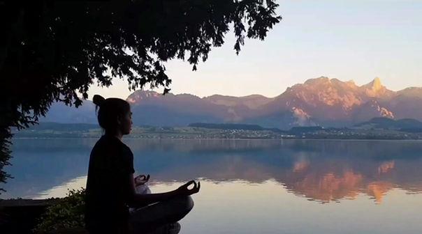 Meditate with Rubina-Dunja Hunziker