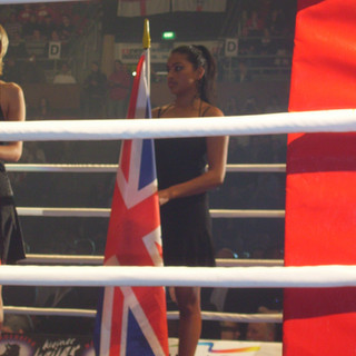 Numbergirl WM Boxing