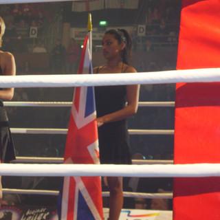 Numbergirl WM Boxing