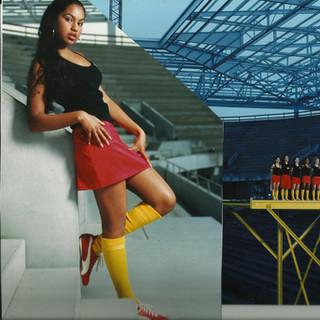 Football Opening Stade de Suisse Bern