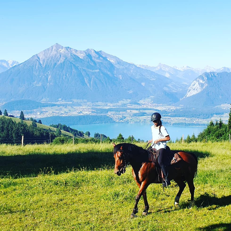Reiten Schweiz