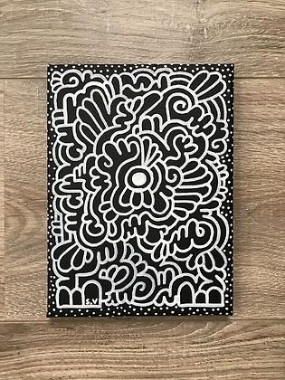 Oegaboega on canvas