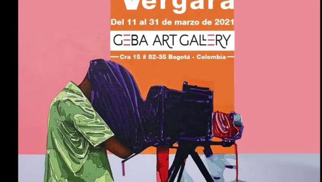 VERGARA. MEDIO SIGLO ENTRE LA MAGIA DE MACONDO Y LA COTIDIANIDAD DEL POP ART