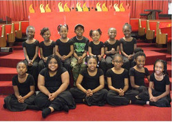 Gods Little Angels - Praise Dancers