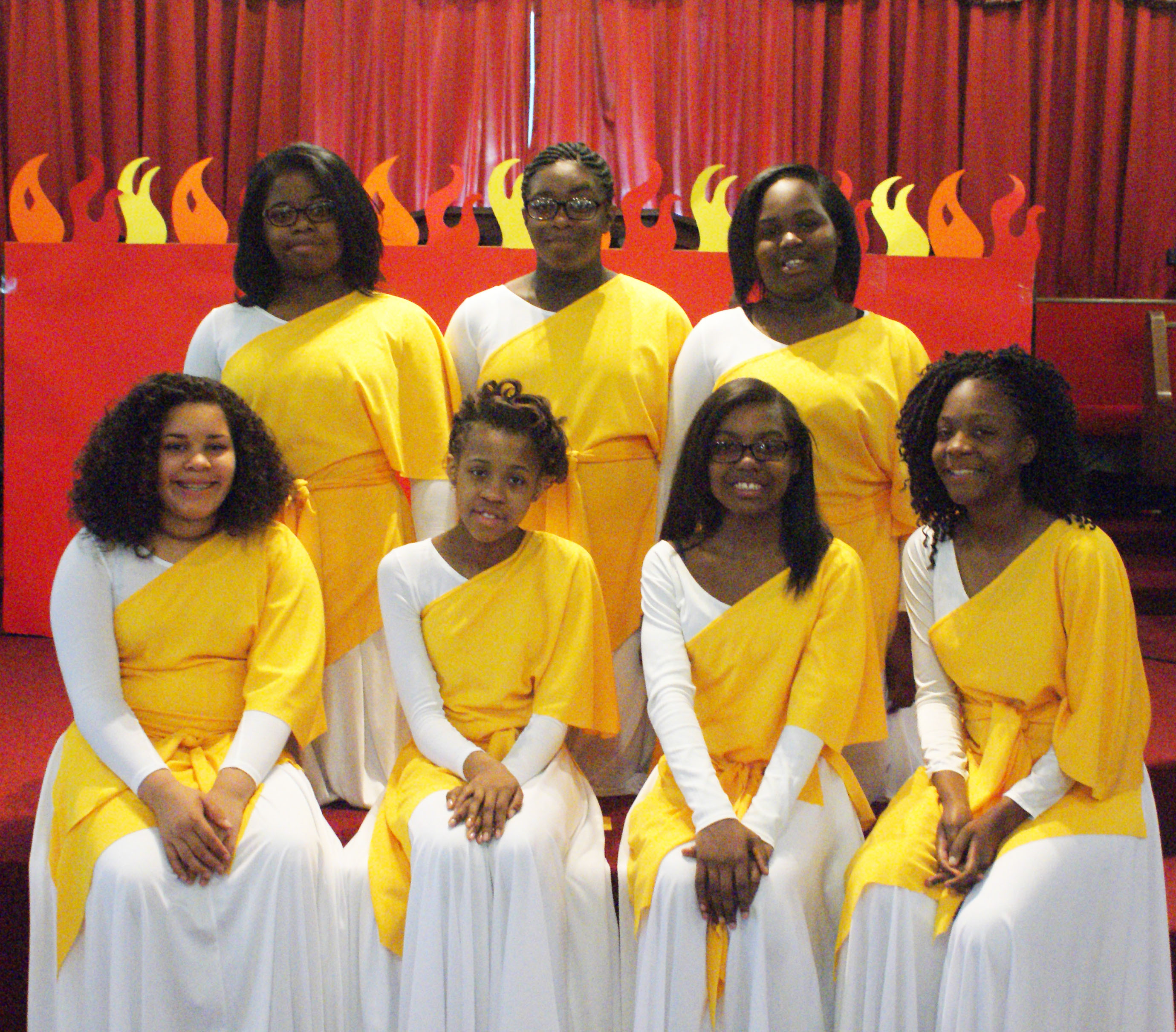 Awesome Wonders - Praise Dancers