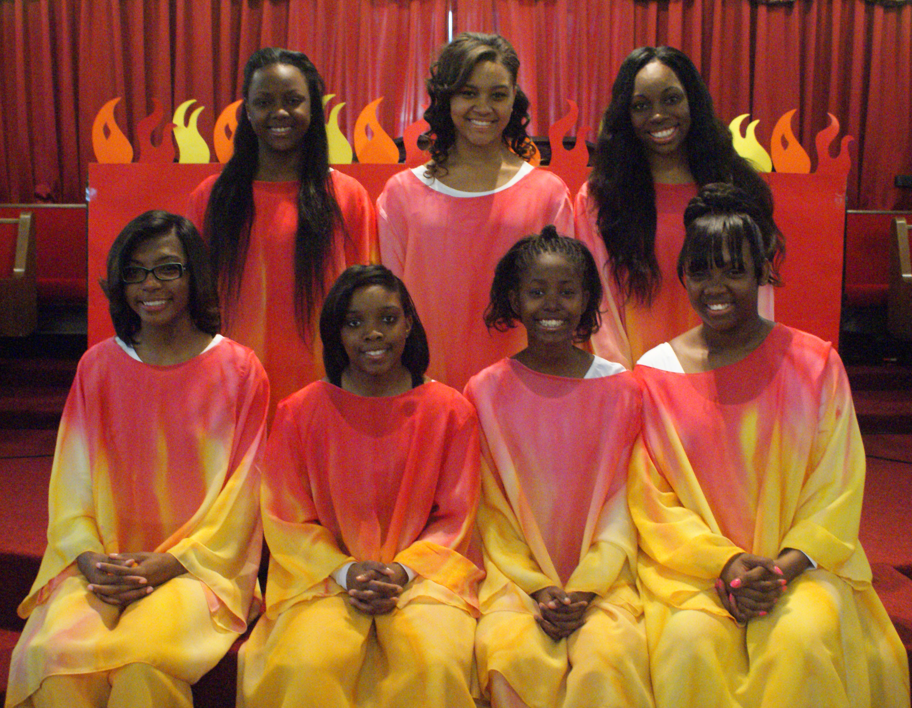 True Worshippers - Praise Dancers
