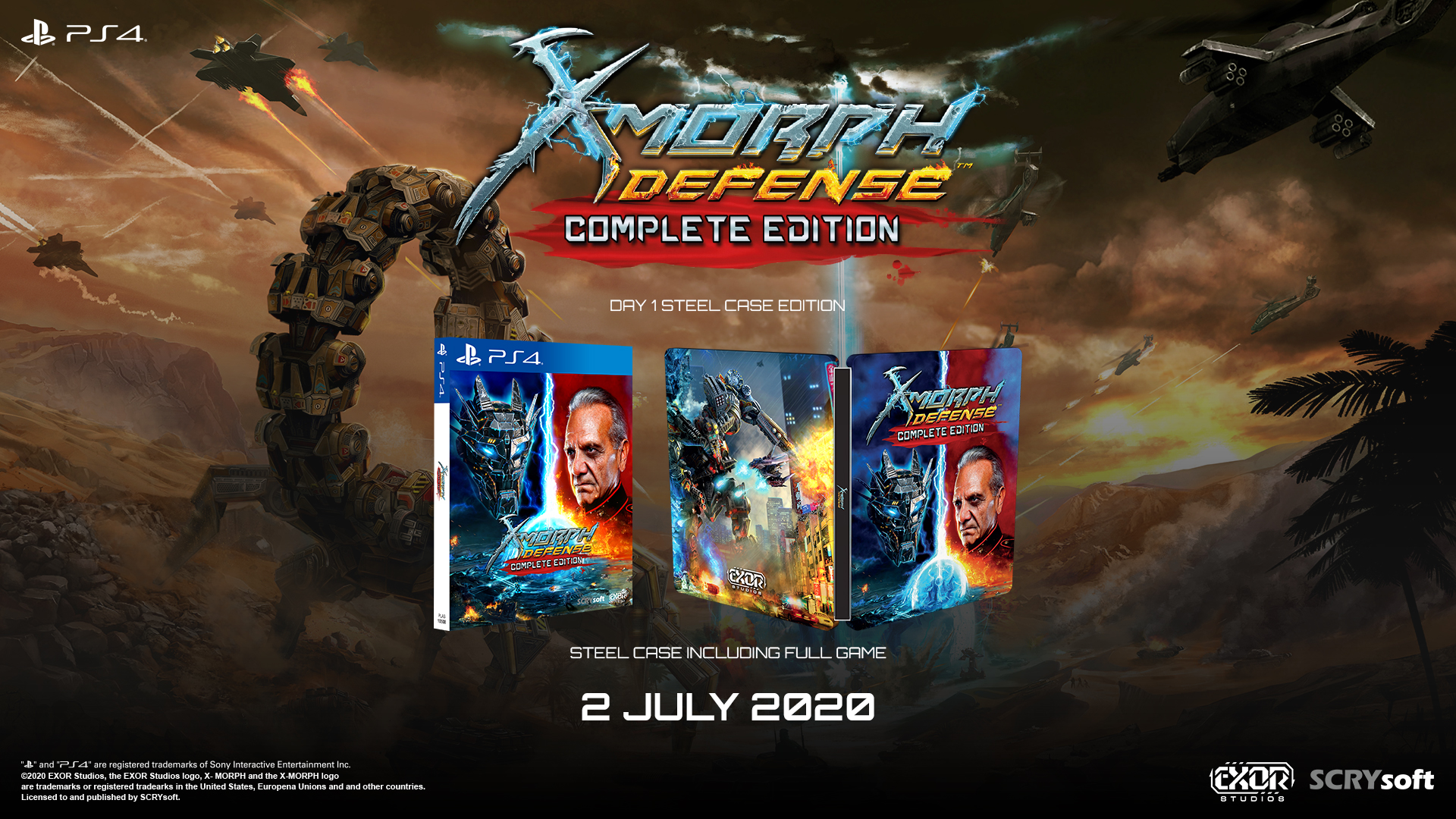 X Morph Defense Complete Edition Beauty