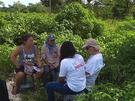Jornadas Médicas Mayas, Quintana Roo