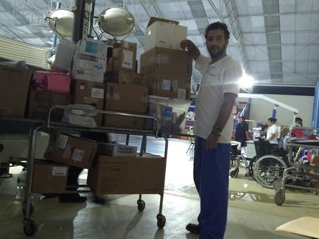 Atención a Sismo de Oaxaca