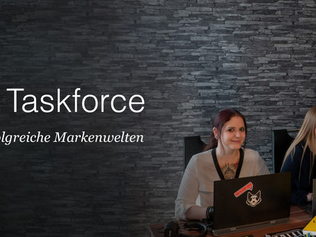 Level Up – Deine Digital Taskforce