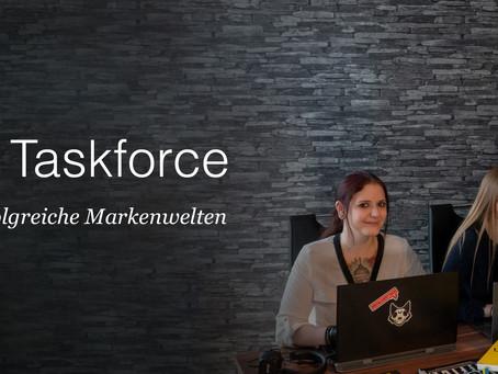 Level Up – Deine Digital Taskforce