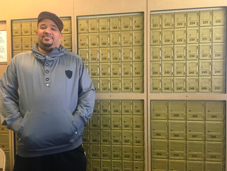 My Name is Charlie. Last Name .. Black Owned Post Office in Lithonia, GA