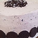 Cookies 'n Cream Layer Cake