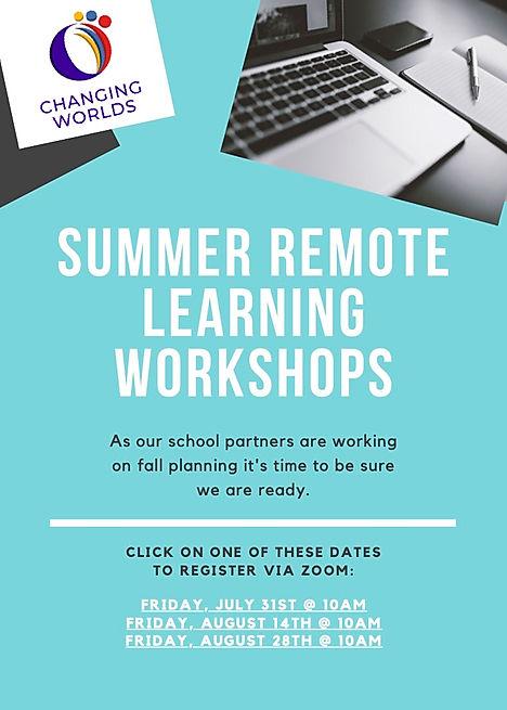 Summer Remote Learning Workshops.jpg