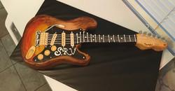 Fender Groom's Cake