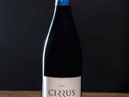Wine of the Month: Cirrus Syrah 2015
