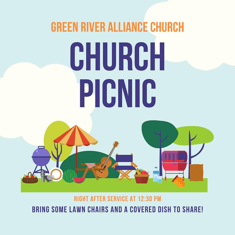 CHURCH PICNIC - May 30