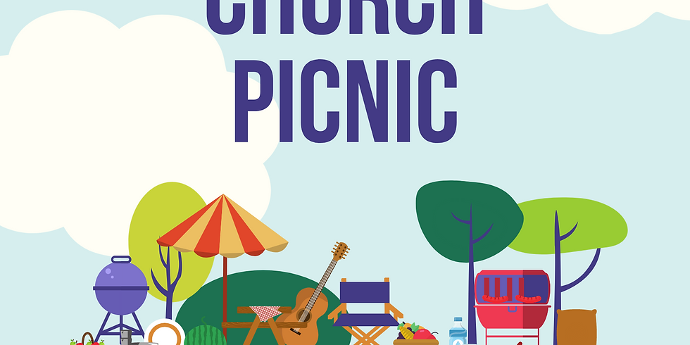 CHURCH PICNIC - May 30