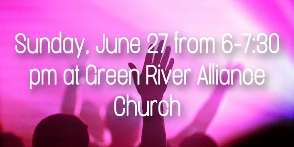 Forged Worship Night!