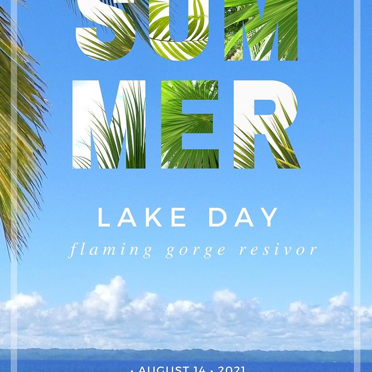 Forged Lake Day!