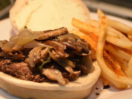 UVA leads the way with new Seven Hills blended mushroom burger partnership