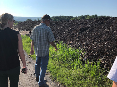 Tour of Black Bear Compost : From Trash to Treasure