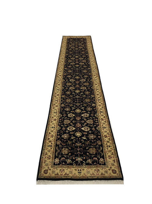 "3720 SULTAN14/14 2' 7"" X 13' 3"" Wool & Artificial Silk"
