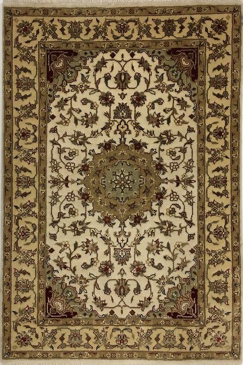 """4531 Sultan14/14 2' 1"""" X  3' 1"""" Wool & A.Silk"""