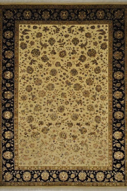 "3526 SULTAN14/14 7' 0"" X 9' 7"" Wool & Artificial Silk"