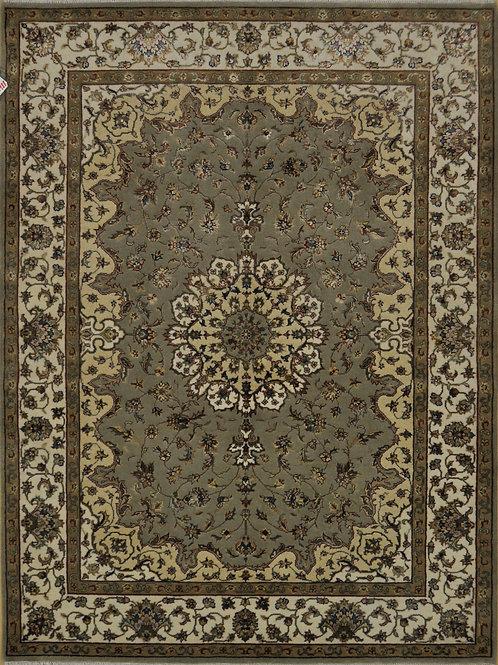 "4609 SULTAN10/10 4' 11"" X  6' 7"" Wool & Artificial Silk"
