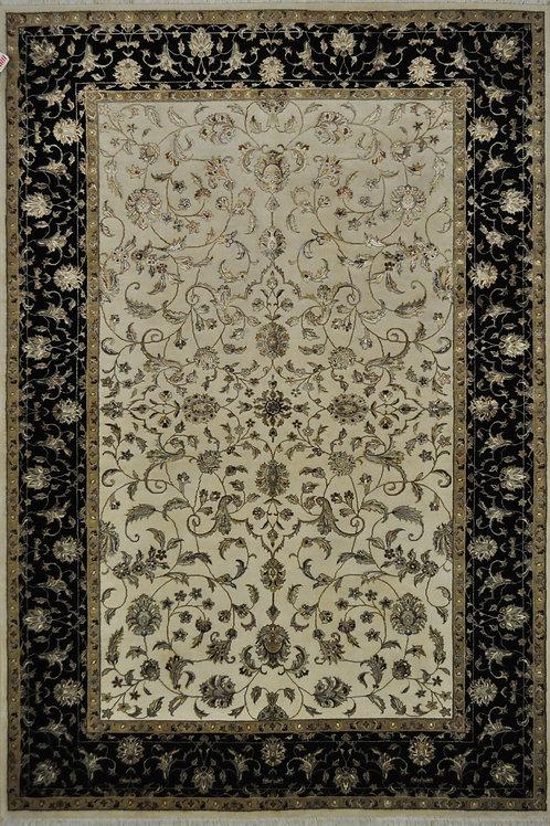 "3775 SULTAN 14/14  5' 11"" X  8' 9"" Wool & Artificial Silk"