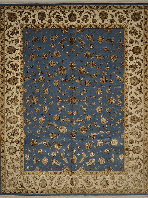 "4147 SULTAN14/14 8' 0"" X 10' 1"" Wool & Artificial Silk"