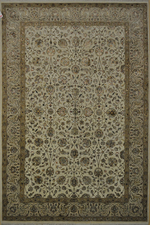 "3645 SULTAN 14/14  5' 9"" X  8' 9"" Wool & Artificial Silk"