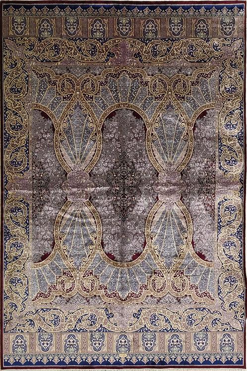 "4461 CEZAEVI 4' 0"" X 6' 0"" Artificial Silk"