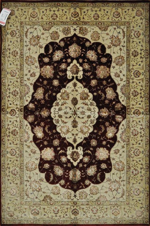"3689 SULTAN 14/14  3' 11"" X  5' 11"" Wool & Artificial Silk"