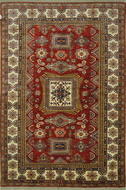 "5602 SUPER KAZAK 5' 8"" X 8' 4"" Wool"