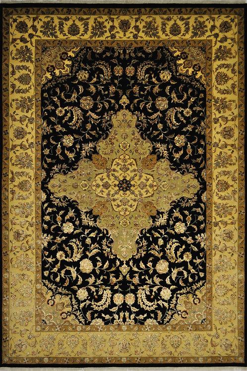 "3874 SULTAN14/14 7' 0"" X 10' 0"" Wool & Artificial Silk"