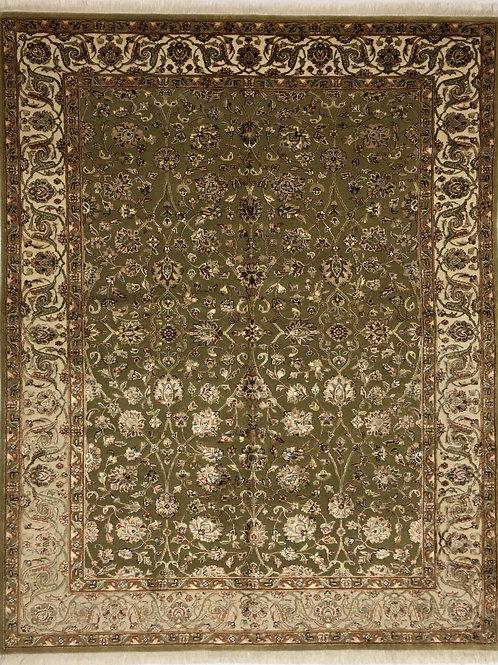"3855 SULTAN14/14 5' 1"" X  7' 2"" Wool & Artificial Silk"