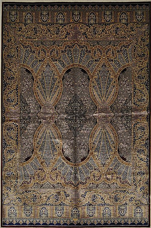 "4761 CEZAEVI 4' 0"" X 6' 0"" Artificial Silk"