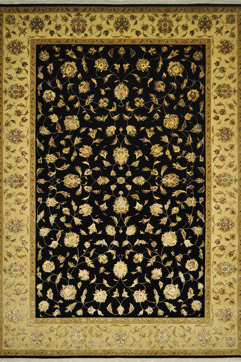 "3876 SULTAN14/14 7' 1"" X 9' 11"" Wool & Artificial Silk"